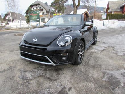 VW The Beetle Cabriolet Dune TSI
