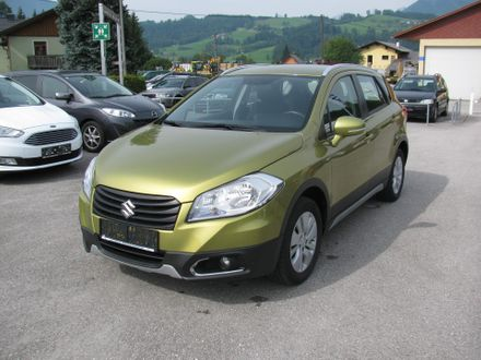 Suzuki SX4 S-Cross 1,6 Allgrip shine