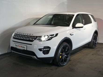 Land Rover Discovery Sport 2,2 TD4 4WD HSE Aut.