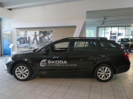 ŠKODA OCTAVIA Combi Ambition Limited TDI