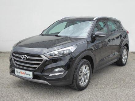 Hyundai Tucson 1,7 CRDI Start-Stopp Go