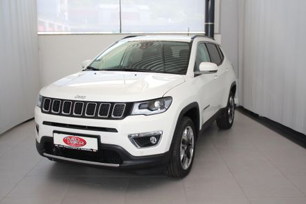 Jeep Compass 2,0 MultiJet AWD 6MT 140 Limited