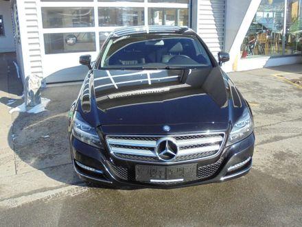 Mercedes CLS 250 CDI BlueEfficiency Aut. DPF