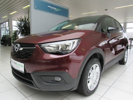 Opel Crossland X 1,2 Turbo Direct Injection Edition St./St