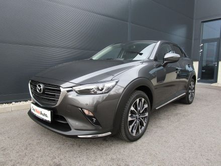 Mazda CX-3 G150 AWD Revolution Aut.