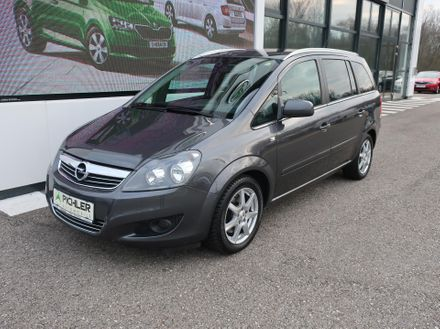 Opel Zafira 1,7 CDTI Ecoflex Edition Plus DPF