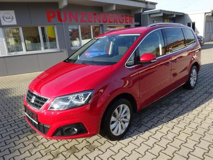 SEAT Alhambra Executive TDI DSG