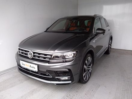 VW Tiguan Highline TSI 4MOTION DSG