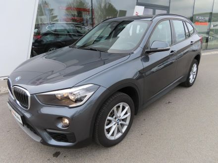 BMW X1 sDrive18d Advantage Aut.