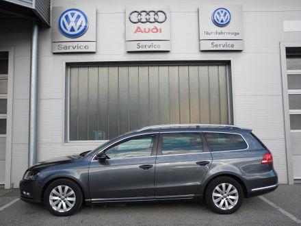 VW Passat Variant CL BMT TDI 4MOTION