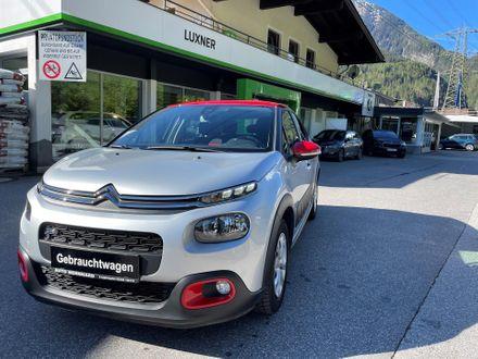 Citroën C3 PureTech 82 5-Gang-Manuell Feel
