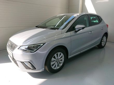 SEAT Ibiza Style TGI-Hybrid