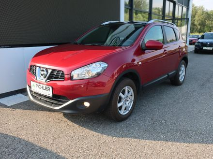 Nissan Qashqai+2 1,6 16V Acenta Start/Stop 2WD