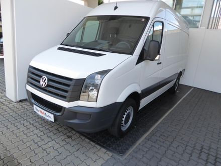 VW Crafter 35 HR-Kasten Entry MR TDI