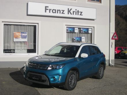 Suzuki Vitara 1,6 VVT GLX Flash