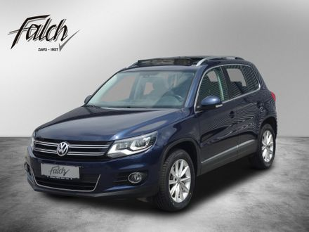 VW Tiguan Sky TDI BMT 4MOTION