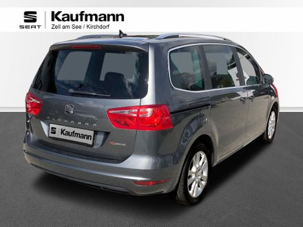 SEAT Alhambra Executive TDI CR 4Drive