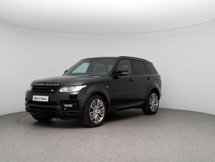 Land Rover Range Rover Sport 3,0 SDV6 HSE Dynamik-Paket