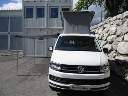 VW California Coast TDI 4MOTION