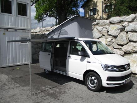 VW California Coast TDI 4MOTION