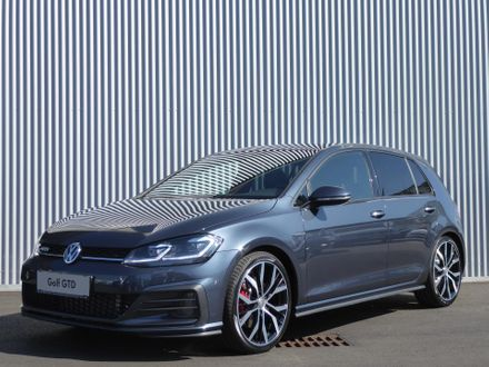 VW Golf GTD TDI SCR DSG