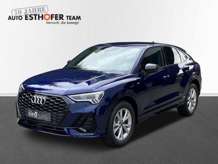 Audi Q3 Sportback 35 TFSI S line exterieur
