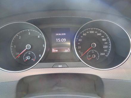 VW Golf Sportsvan Lounge TDI DSG