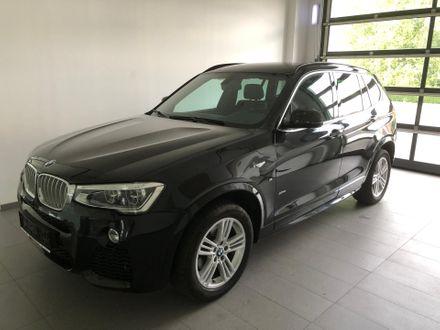 BMW X3 xDrive30d Österreich-Paket Aut.