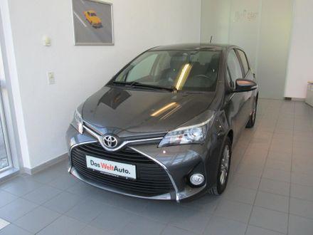 Toyota Yaris 1,33 dVVT-i Active