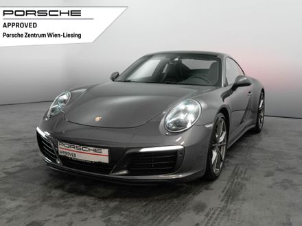 Porsche 911 Carrera 4 Coupe II (991)