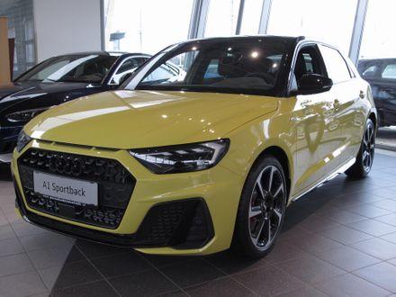 Audi A1 Sportback 40 TFSI S line exterieur