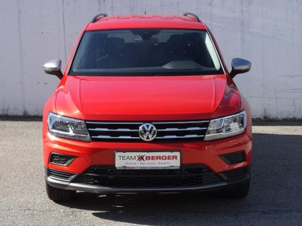 VW Tiguan Allspace TDI DSG 7-Sitzer