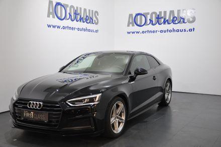 Audi A5 Coupé 40 TDI quattro Sport
