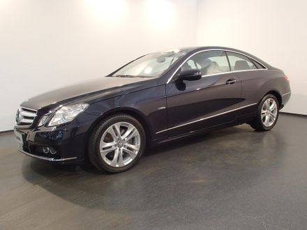 Mercedes E 350 BlueEfficiency CDI Aut.