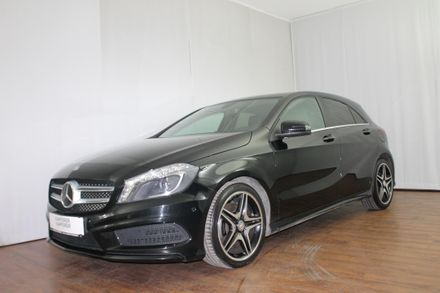 Mercedes A 220 CDI BlueEfficiency Aut.