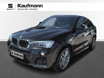 BMW X4 xDrive 20d Aut.
