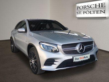 Mercedes Mercedes-Benz GLC 350 e PHEV Coupé 4Matic