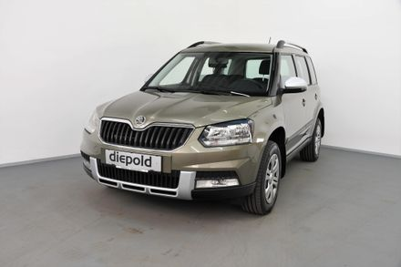 ŠKODA Yeti Outdoor 4x4 Active TDI