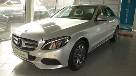 Mercedes C 180 BlueTEC Avantgarde Aut.