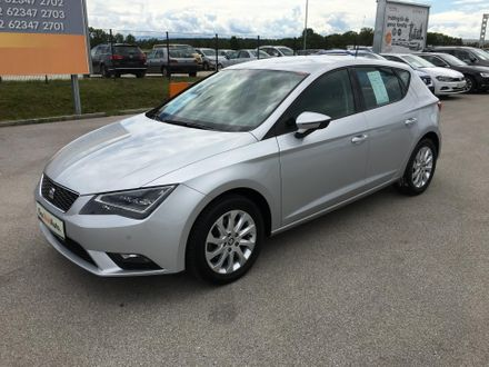 SEAT Leon Executive TDI CR Start-Stopp