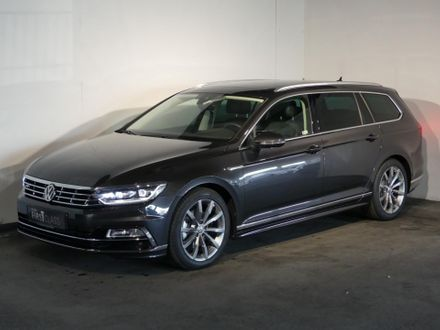 VW Passat Variant Highline TDI SCR 4MOTION