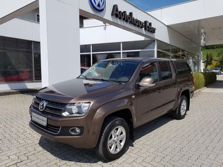 VW Amarok DC Highline BMT TDI 4x4 perman.