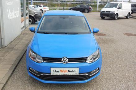 VW Polo Lounge BMT