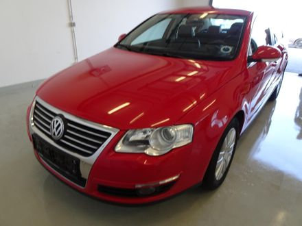 VW Passat Highline TDI