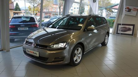 VW Golf Variant Sky 4MOTION BMT TDI