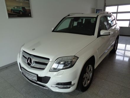 Mercedes GLK 200 CDI BlueEfficiency