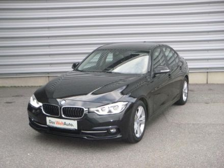 BMW 320d EfficientDynamics Sport Line