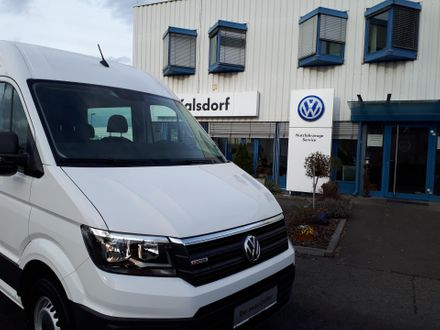VW Crafter 35 Kasten-Plus L3H3 TDI 4MOTION