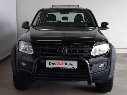 VW Amarok Austria TDI 4x4 permanent