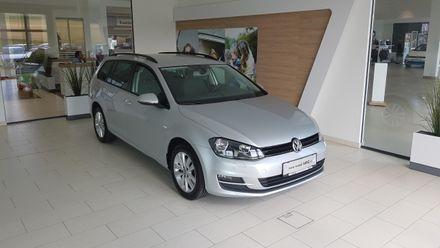 VW Golf Variant Comfortline BMT TDI DSG